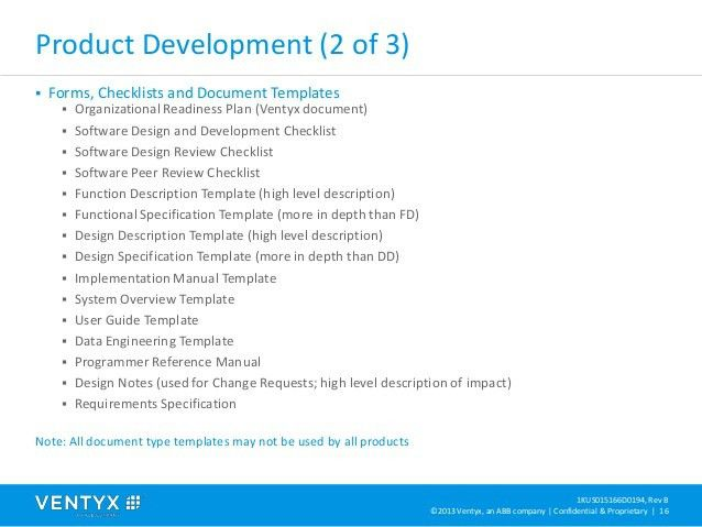 100+ Product Development Checklist Template Rfp Template - product review template