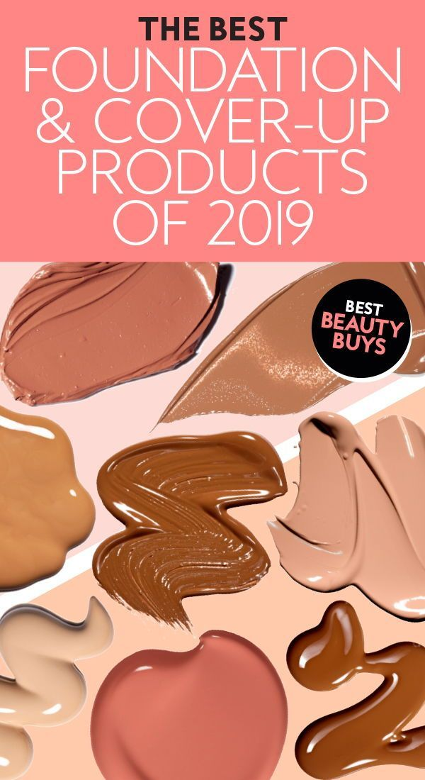 The best #foundation and #coverup products of 2019. #newbeautyproducts #concealer #bestfoundations #bestconcealers #skintone