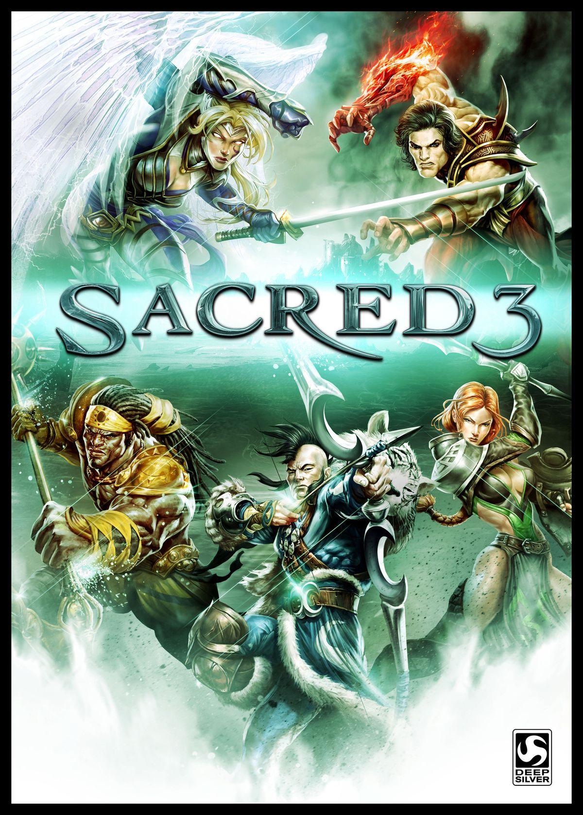 Sacred 3 (met afbeeldingen) Action, Adventure, Bevers