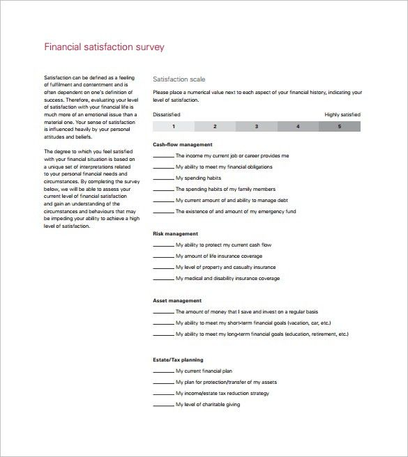 Wage Survey Template Salary Survey Template Microsoft Word - free survey templates