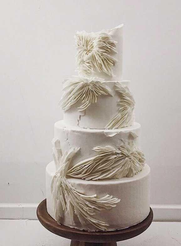 wedding cake Archives - Fabmood | Wedding Colors, Wedding Themes, Wedding color palettes