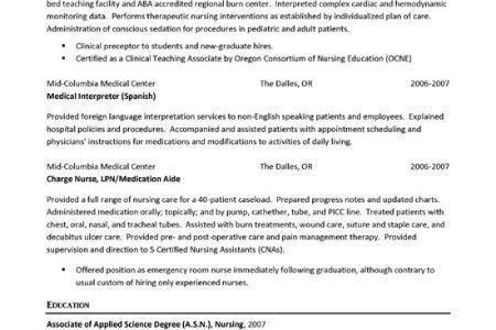 er rn resume resume cv cover letter