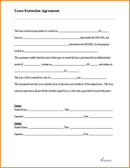 Blank Rental Lease Printable Sample Rental Lease Agreement - printable rental agreements
