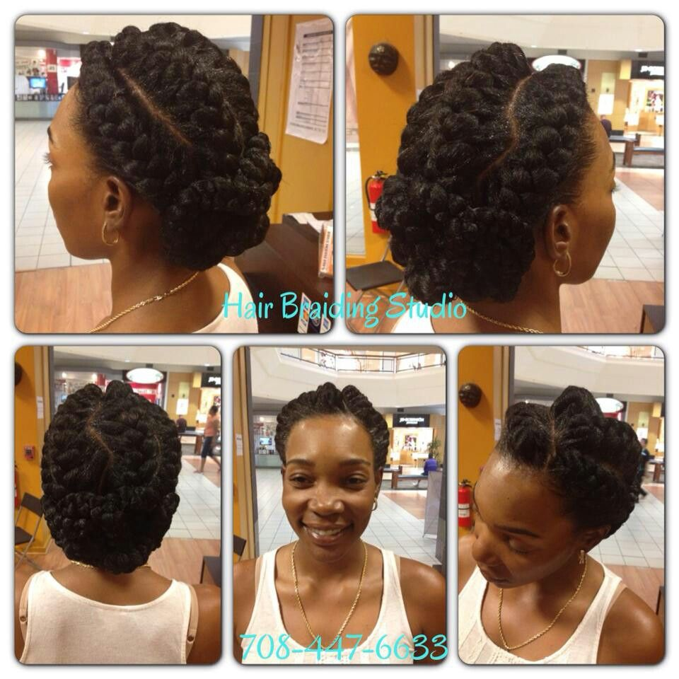Amazing 1000 Images About Braids On Pinterest Goddess Braids Kinky Short Hairstyles For Black Women Fulllsitofus