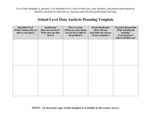 Data Analysis Format Data Analysis Template 8 Free Word Pdf - data analysis template