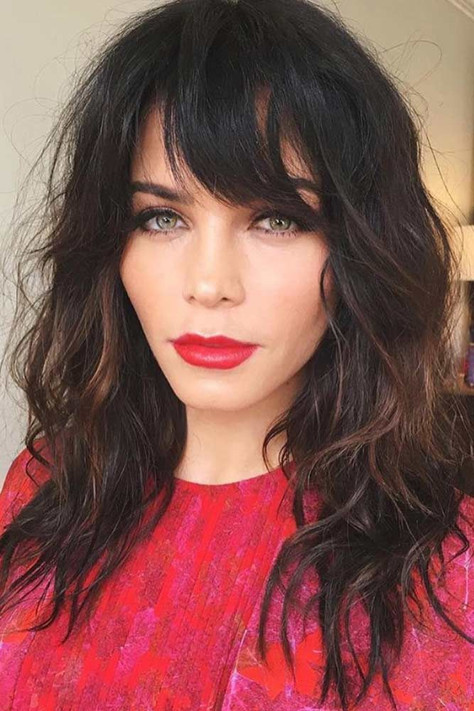 """Layered Side Fringe For Messy Waves <a class=""""pintag"""" href=""""/explore/bangs/"""" title=""""#bangs explore Pinterest"""">#bangs</a> <a class=""""pintag"""" href=""""/explore/layeredhair/"""" title=""""#layeredhair explore Pinterest"""">#layeredhair</a> <a class=""""pintag"""" href=""""/explore/messyhair/"""" title=""""#messyhair explore Pinterest"""">#messyhair</a> ★ Do you know what hairstyles and haircuts can hide big forehead? Dive in our gallery to learn how to deal with such a prominent feature. Beauty tips and hacks, updo ideas with bangs, and lots of beautifying styles for women are here! ★ See more: <a href=""""https://glaminati.com/big-forehead-hairstyles/"""" rel=""""nofollow"""" target=""""_blank"""">glaminati.com/…</a> <a class=""""pintag"""" href=""""/explore/haircuts/"""" title=""""#haircuts explore Pinterest"""">#haircuts</a> <a class=""""pintag"""" href=""""/explore/hairstyles/"""" title=""""#hairstyles explore Pinterest"""">#hairstyles</a> <a class=""""pintag"""" href=""""/explore/glaminati/"""" title=""""#glaminati explore Pinterest"""">#glaminati</a> <a class=""""pintag"""" href=""""/explore/lifestyle/"""" title=""""#lifestyle explore Pinterest"""">#lifestyle</a><p><a href=""""http://www.homeinteriordesign.org/2018/02/short-guide-to-interior-decoration.html"""">Short guide to interior decoration</a></p>"""