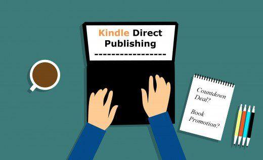 Kindle Direct Publishing Or KDP