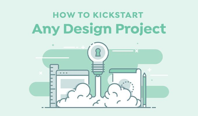 But aside from drinking copious amounts of coffee, how can we get our design projects off to a smashing start, while feeling both motivated and genuinely excited at the same time? Let's take a look!