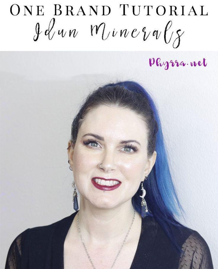 One Brand Tutorial Idun Minerals