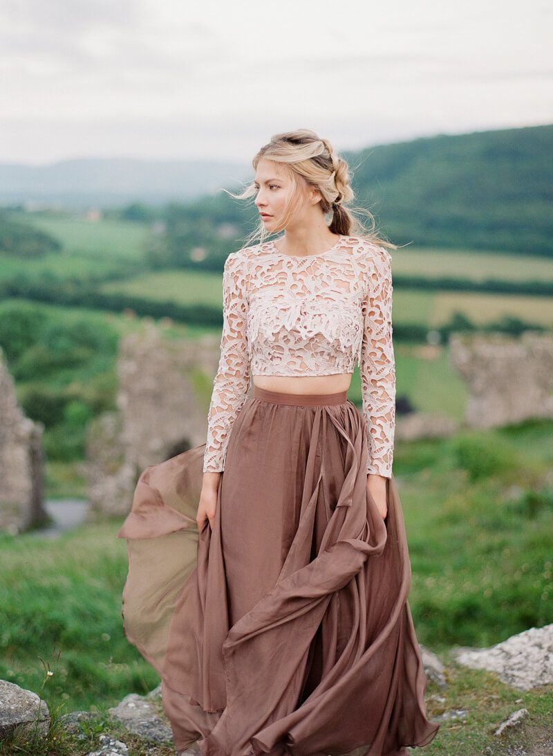 44 Bridal Separates You Never Knew You Needed ⋆ Ruffled