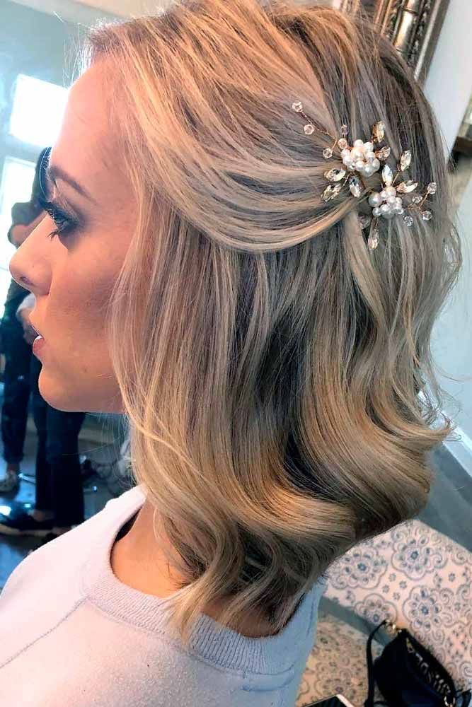 """Blonde Half Up With Accessory <a class=""""pintag"""" href=""""/explore/blondehair/"""" title=""""#blondehair explore Pinterest"""">#blondehair</a> <a class=""""pintag"""" href=""""/explore/halfup/"""" title=""""#halfup explore Pinterest"""">#halfup</a> ★ Short hairstyles that look showy and ideal for such a special occasion as Christmas are not a myth. See our ideas and look like a princess during holidays. ★ See more: <a href=""""https://glaminati.com/perfect-christmas-short-hairstyles"""" rel=""""nofollow"""" target=""""_blank"""">glaminati.com/…</a> <a class=""""pintag"""" href=""""/explore/glaminati/"""" title=""""#glaminati explore Pinterest"""">#glaminati</a> <a class=""""pintag"""" href=""""/explore/lifestyle/"""" title=""""#lifestyle explore Pinterest"""">#lifestyle</a> <a class=""""pintag"""" href=""""/explore/shorthairstyles/"""" title=""""#shorthairstyles explore Pinterest"""">#shorthairstyles</a><p><a href=""""http://www.homeinteriordesign.org/2018/02/short-guide-to-interior-decoration.html"""">Short guide to interior decoration</a></p>"""