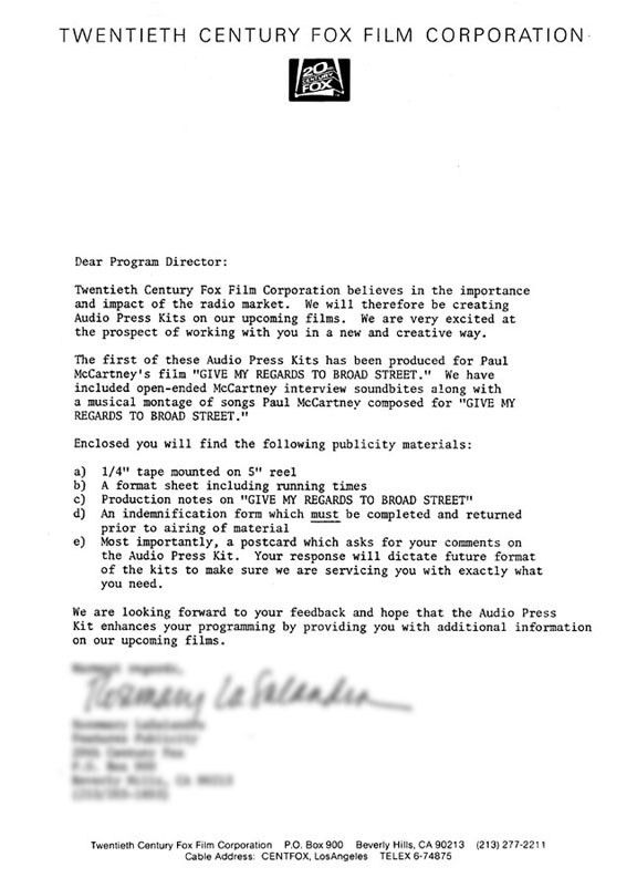 press release cover letter examples