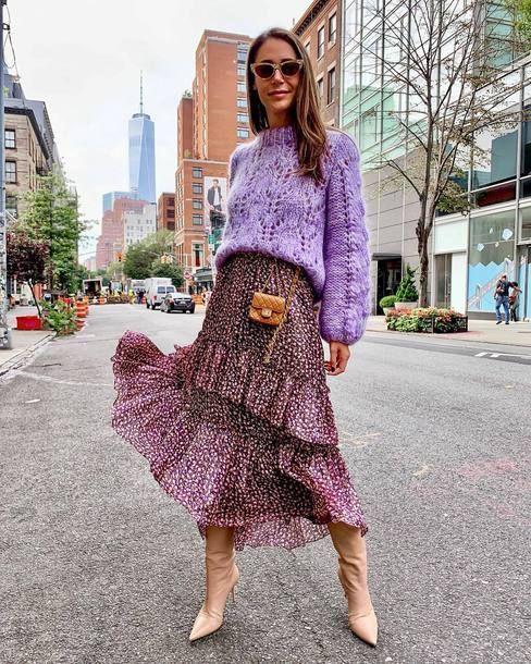 Skirt, $495 at  – Wheretoget