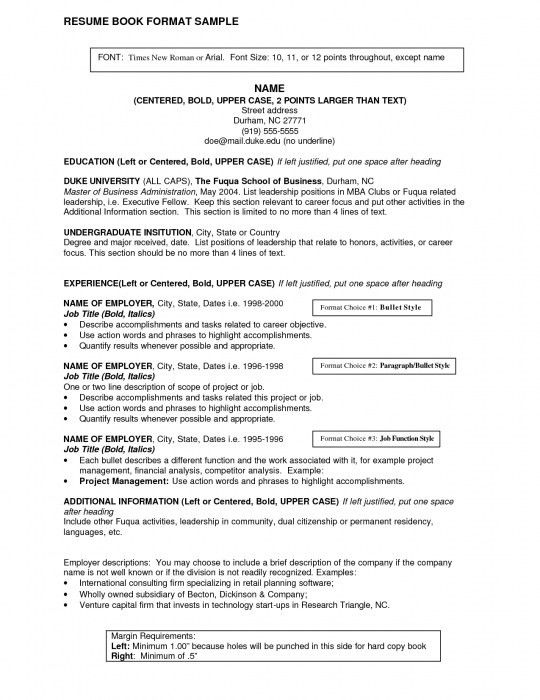What Is A Resume Title Examples - Examples of Resumes