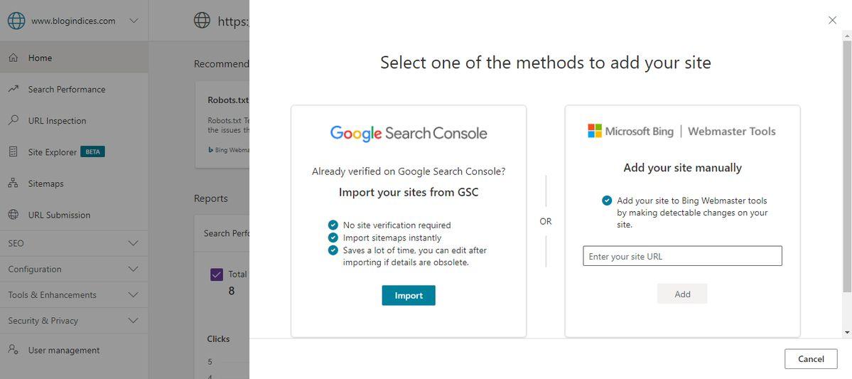 Alternative Of Google Search Console