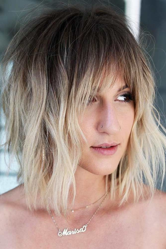 """Bushy Lob Cut With Below-Brows Bangs <a class=""""pintag"""" href=""""/explore/shorthair/"""" title=""""#shorthair explore Pinterest"""">#shorthair</a> <a class=""""pintag"""" href=""""/explore/bangs/"""" title=""""#bangs explore Pinterest"""">#bangs</a> <a class=""""pintag"""" href=""""/explore/bob/"""" title=""""#bob explore Pinterest"""">#bob</a> ★ Are you ready to get captivated by the best ideas of short hair with bangs? Dive in our gallery to make your cut even better: curly pixie hairstyles for round faces, messy and edgy shoulder length bob ideas, medium curly cuts with bangs and layers are here to freshen up your style! ★ See more: <a href=""""https://glaminati.com/short-hair-with-bangs/"""" rel=""""nofollow"""" target=""""_blank"""">glaminati.com/…</a> <a class=""""pintag"""" href=""""/explore/glaminati/"""" title=""""#glaminati explore Pinterest"""">#glaminati</a> <a class=""""pintag"""" href=""""/explore/lifestyle/"""" title=""""#lifestyle explore Pinterest"""">#lifestyle</a><p><a href=""""http://www.homeinteriordesign.org/2018/02/short-guide-to-interior-decoration.html"""">Short guide to interior decoration</a></p>"""