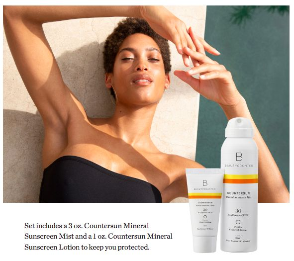 Beautycounter Sunscreen | Cobalt Chronicles | Houston Wellness Blogger