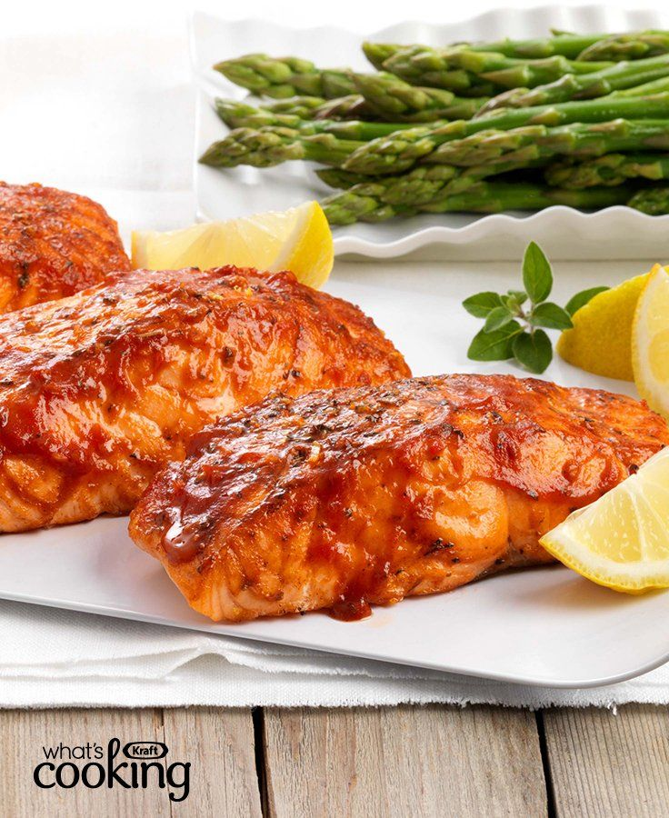 Smoky Chili-Grilled Salmon #recipe