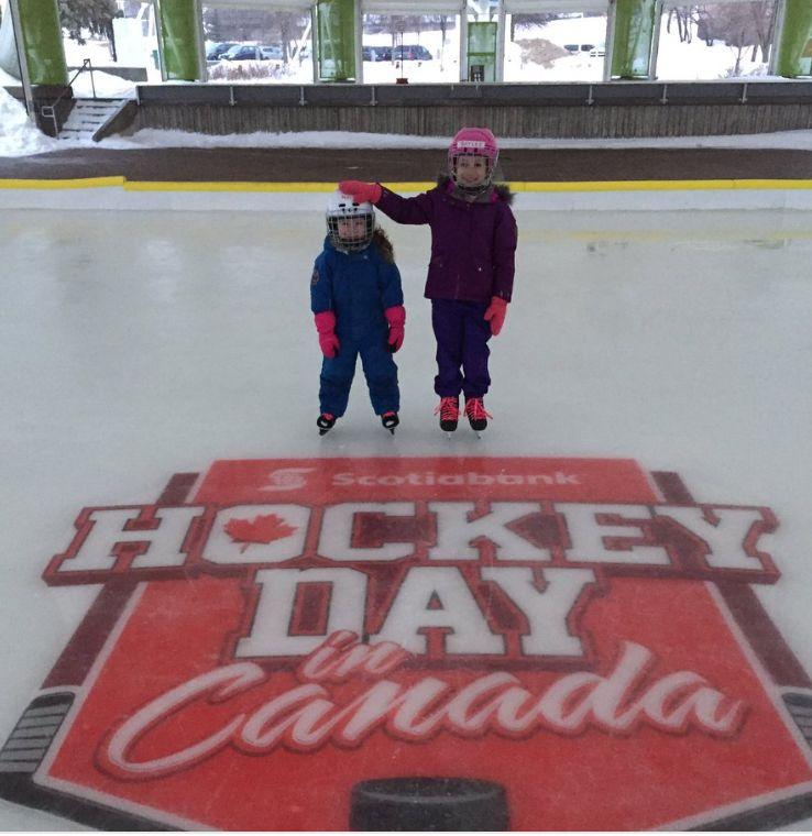 Coming soon to Kenora. #HockeyDay