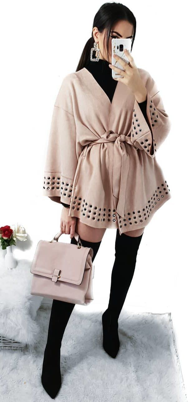 white dress #winter #outfits