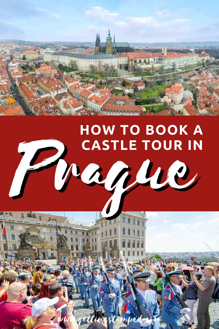 Everything you need to know before taking a Prague Castle Tour