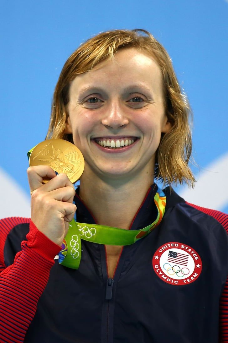 How Many Olympic Medals Has Katie Ledecky Won?