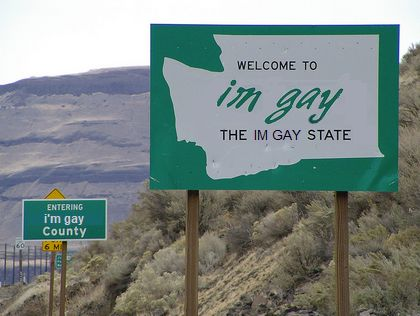 the im gay times