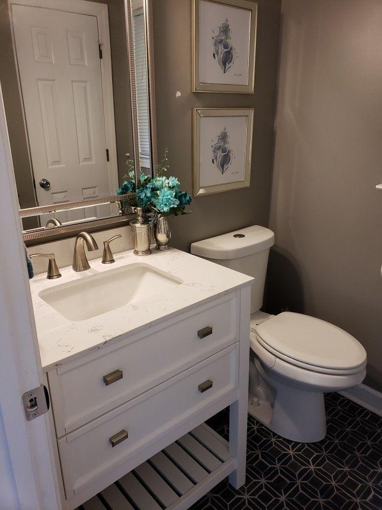 Single Bathroom Vanity 30