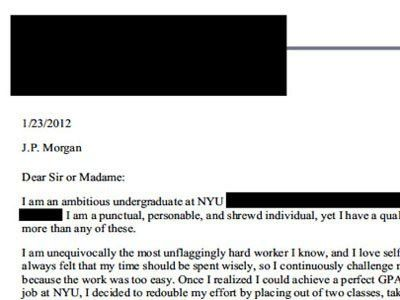 morgan stanley cover letter - Jp Morgan Cover Letter