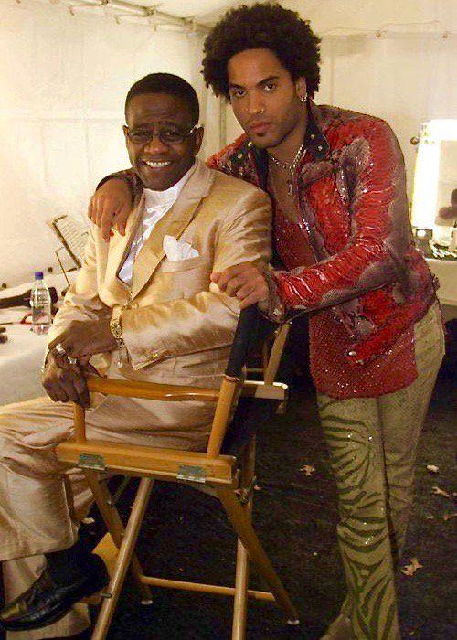 Al Green & Lenny