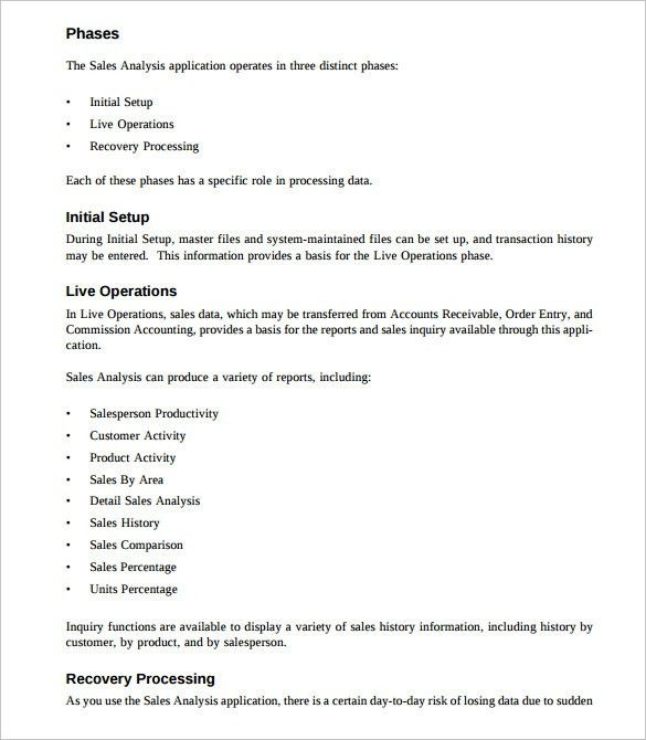 Sales Training Manual Template Free Images - Template Design Ideas