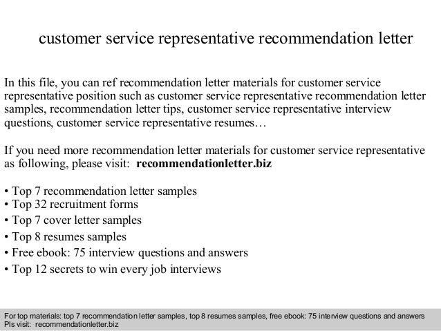 interview question and answers for customer service representative