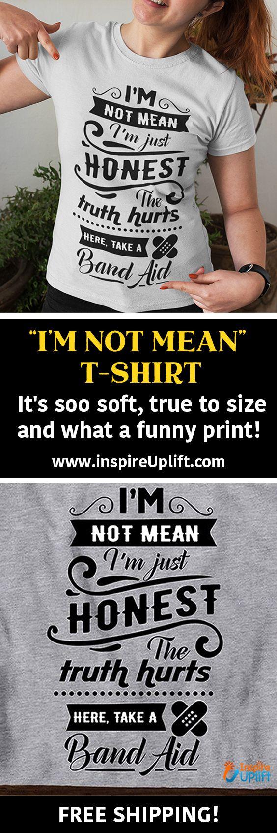 """Love This T-Shirt!"" 😍 InspireUplift.com"