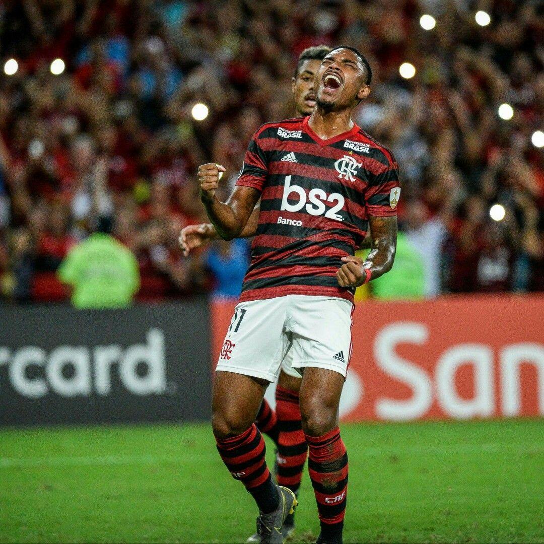 """Vitinho 🔴⚫ Libertadores 2019 """"Flamengo 6 x 1 San Jose"""