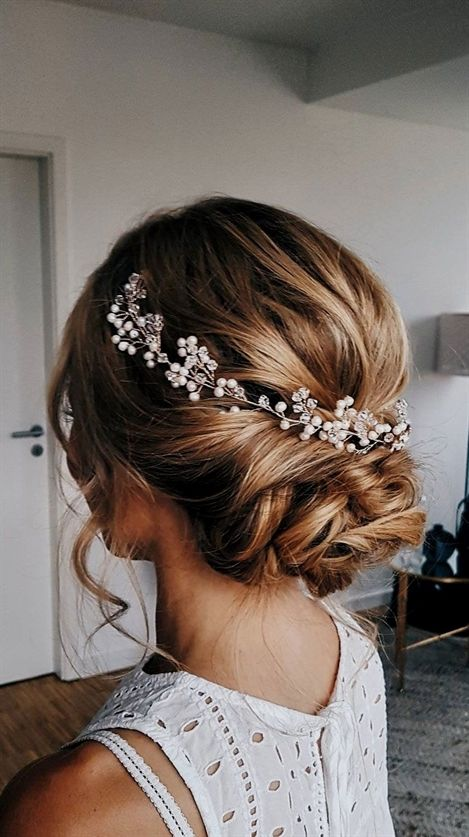 """Finding just the right wedding hair for your wedding day is no small task but we're about to make things a little bit easier. From soft and romantic updo wedding hairstyles, to classic with modern twist these romantic chignon wedding hairstyles with gorgeous details <a class=""""pintag"""" href=""""/explore/WeddingHairstyles/"""" title=""""#WeddingHairstyles explore Pinterest"""">#WeddingHairstyles</a><p><a href=""""http://www.homeinteriordesign.org/2018/02/short-guide-to-interior-decoration.html"""">Short guide to interior decoration</a></p>"""