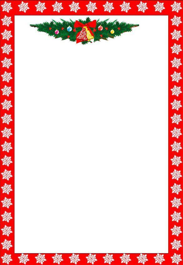 Xmas Letter Template Best 25 Christmas Letter Template Ideas On - christmas letterhead templates word