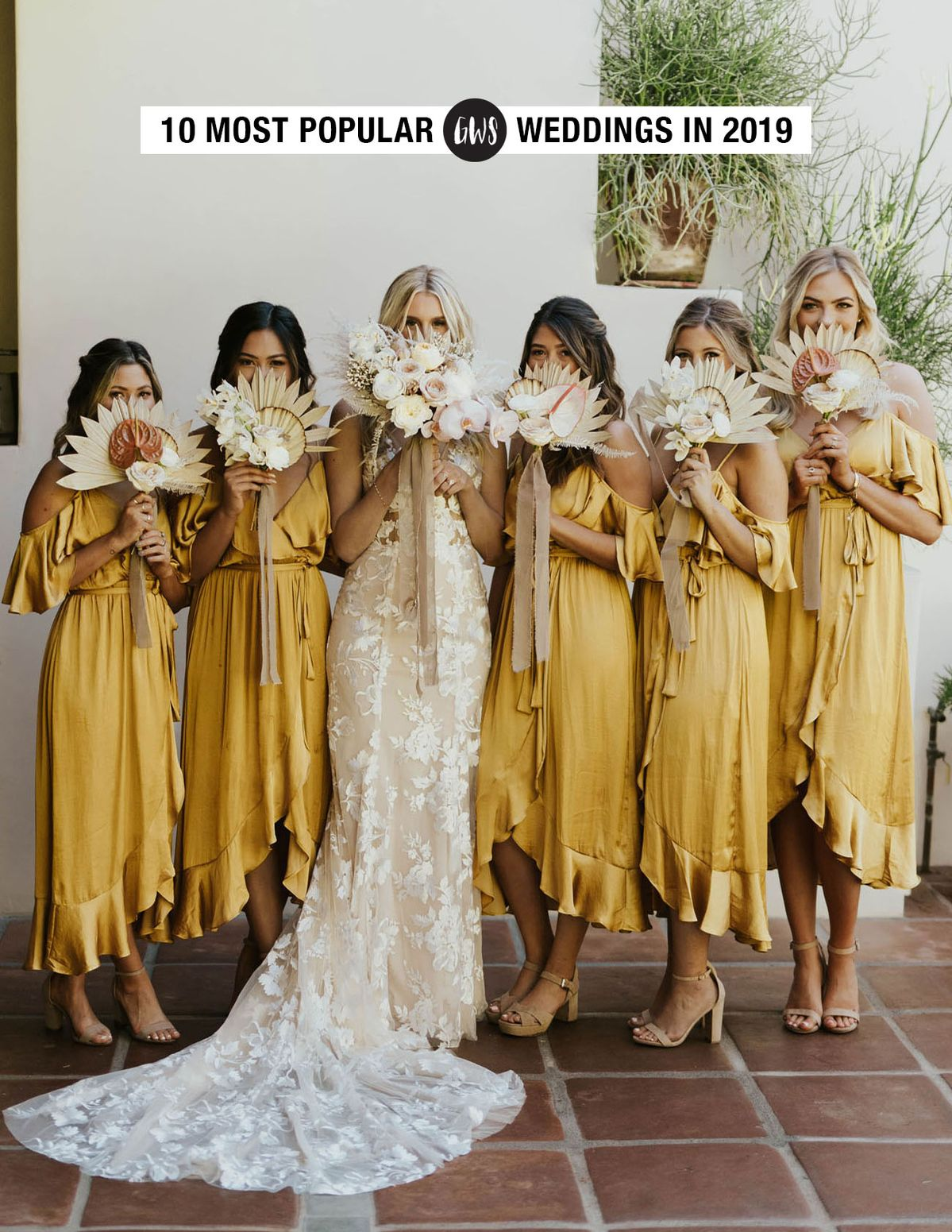 The 10 Most Popular Weddings of 2019