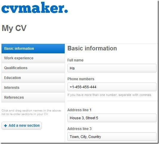 Awesome Create My Resume Free Resume Template And Professional Resume Create Resume  Free Online