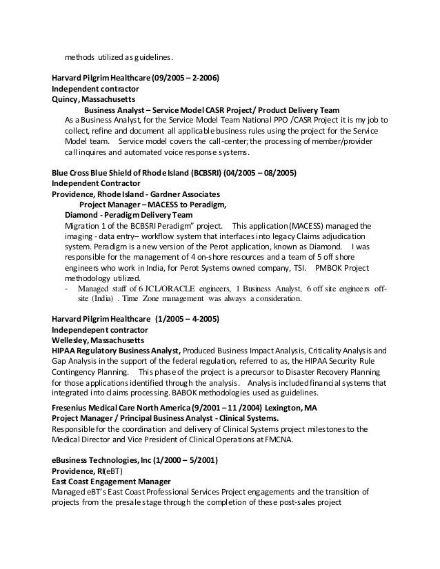 cover letter computer system analyst job description computer ...