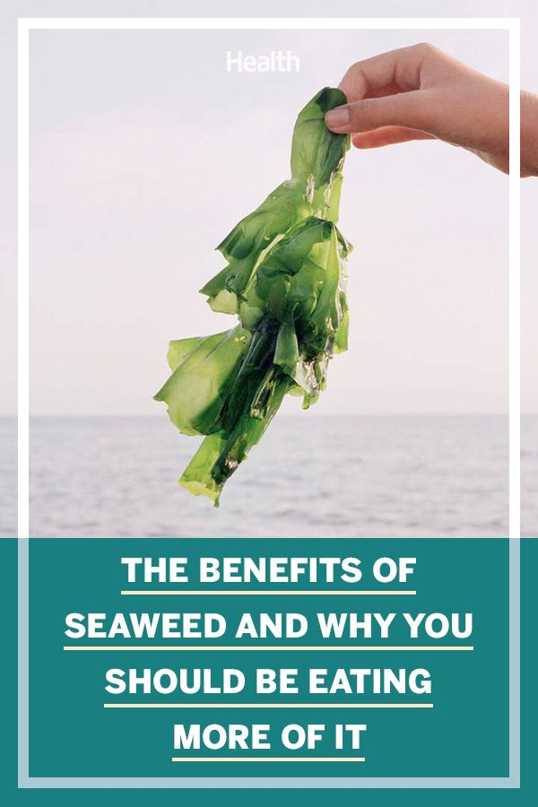 The Benefits of Seaweed and Why You Should Be Eating More of It