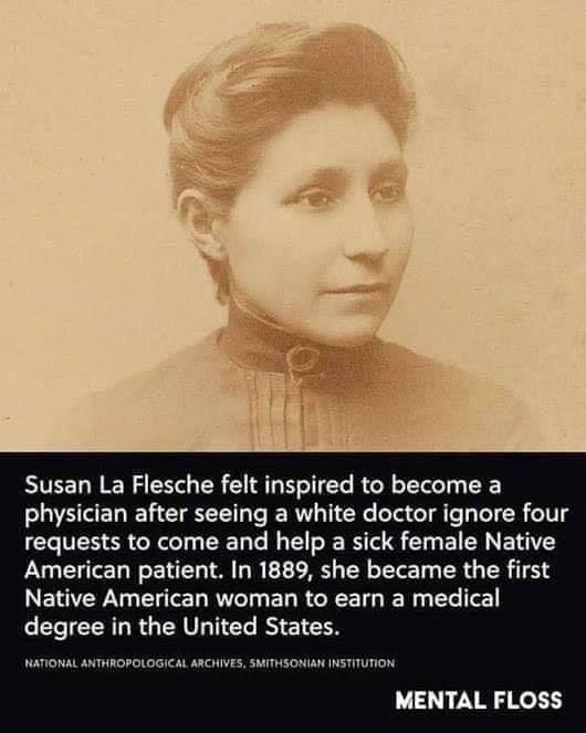 Susan La Flesche