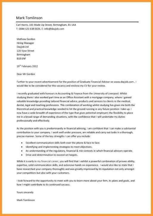 Digital Strategist Cover Letter Cvresumeunicloudpl
