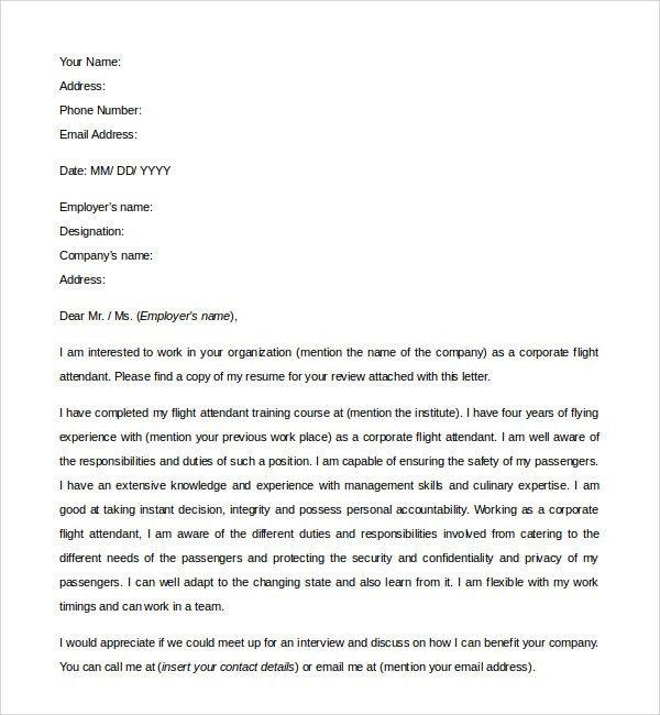Cafe Attendant Cover Letter | Cvresume.unicloud.pl