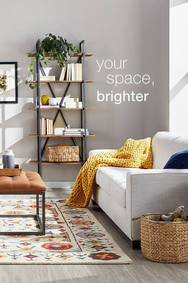 Let a little light in! Shop bolder, brighter living room furniture at Overstock prices for an affordable way to completely remake your space. #livingroom #furniture #livingroomfurniture #sofas #sectionals #armchairs #accentchairs #console #endtables #livingroomstorage #livingroomfurnishings #homefurniture #homegoods #homeessentials #stylishlivingroom #tables #homefurnishings #homegoods #woodentables #livingroomstyle #livingroomideas