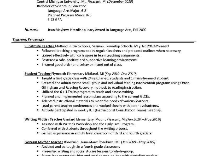 Sample Army Resume Army Resume Example Sample Military Resumes