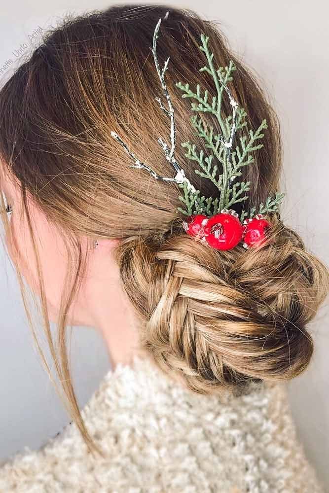 "Updo With Fishtail Braid For Christmas <a class=""pintag"" href=""/explore/fishtailbraid/"" title=""#fishtailbraid explore Pinterest"">#fishtailbraid</a>★A Christmas party without fascinating festive hair updos is a party wasted! Dive in our gallery to see how a simple messy braid, easy double buns, and elegant curly ideas can make this evening truly special! ★ See more: <a href=""https://glaminati.com/great-hair-updos-christmas/"" rel=""nofollow"" target=""_blank"">glaminati.com/…</a> <a class=""pintag"" href=""/explore/christmasupdo/"" title=""#christmasupdo explore Pinterest"">#christmasupdo</a> <a class=""pintag"" href=""/explore/hairupdos/"" title=""#hairupdos explore Pinterest"">#hairupdos</a> <a class=""pintag"" href=""/explore/updohairstyle/"" title=""#updohairstyle explore Pinterest"">#updohairstyle</a> <a class=""pintag"" href=""/explore/glaminati/"" title=""#glaminati explore Pinterest"">#glaminati</a> <a class=""pintag"" href=""/explore/lifestyle/"" title=""#lifestyle explore Pinterest"">#lifestyle</a><p><a href=""http://www.homeinteriordesign.org/2018/02/short-guide-to-interior-decoration.html"">Short guide to interior decoration</a></p>"