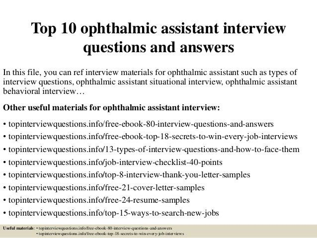Ophthalmic Nurse Sample Resume Ophthalmic Nurse Sample Resume Nurse