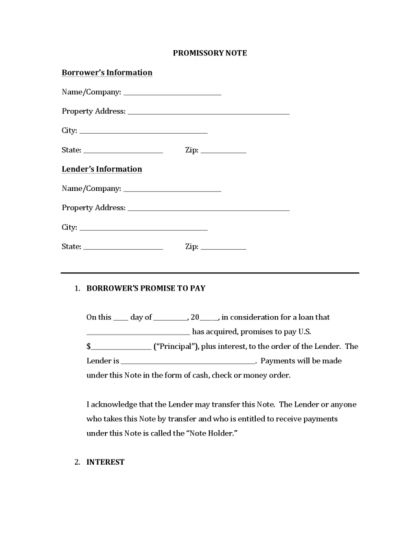 ... Promise To Pay Contract Template Payment Agreement Form Sample   Promise  To Pay Note ...  Promise To Pay Agreement Template