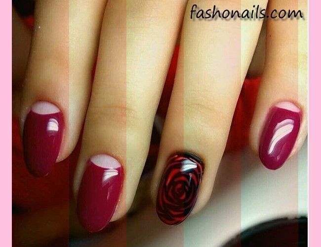 Top +25 Gel Nail Polish Trendy Designs Ideas – Fashonails