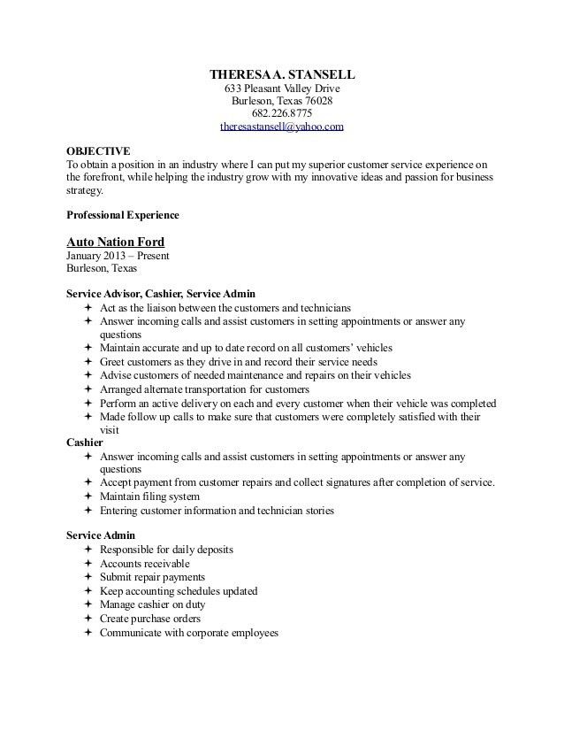 Patient Care Technician Resume With No Experience